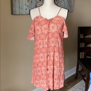 Maurices off the shoulder tank dress, Sz S